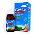 Claritine Allergy syrop 1 mg/ml 60 ml