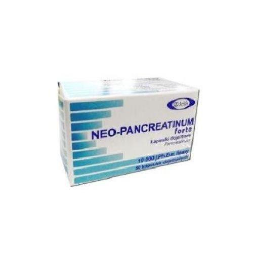 Neo-Pancreatinum Forte 50 Kaps.